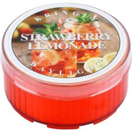 Kringle Candle Strawberry Lemonade čajová sviečka 35 g