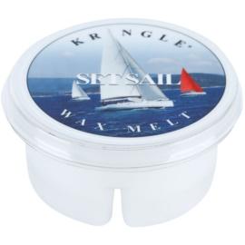 Kringle Candle Set Sail illatos viasz aromalámpába 35 g