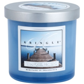 Kringle Candle Tranquil Waters vela perfumado 140 g