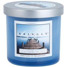 Kringle Candle Tranquil Waters vonná sviečka 140 g