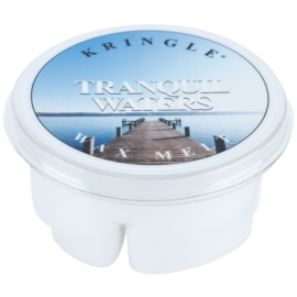 Kringle Candle Tranquil Waters Wachs für Aromalampen 35 g