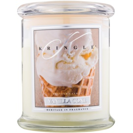 Kringle Candle Vanilla Cone vela perfumado 411 g