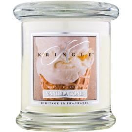 Kringle Candle Vanilla Cone vela perfumado 127 g