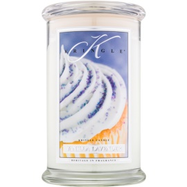 Kringle Candle Vanilla Lavender Scented Candle 624 g