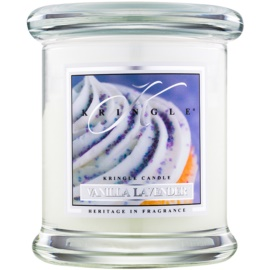 Kringle Candle Vanilla Lavender Scented Candle 127 g