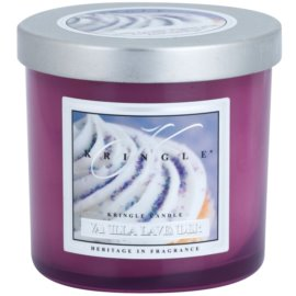 Kringle Candle Vanilla Lavender illatos gyertya  140 g