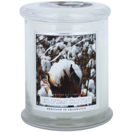 Kringle Candle Egyptian Cotton illatos gyertya  411 g