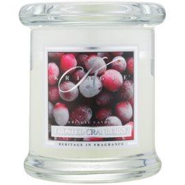Kringle Candle Frosted Cranberry candela profumata 127 g