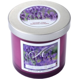 Kringle Candle French Lavender vonná svíčka 141 g malá