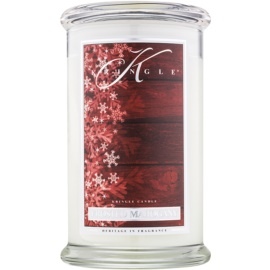 Kringle Candle Frosted Mahogany Duftkerze  624 g