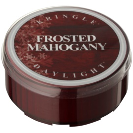 Kringle Candle Frosted Mahogany lumânare 35 g