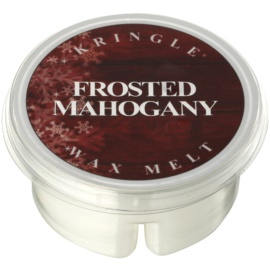 Kringle Candle Frosted Mahogany wosk zapachowy 35 g