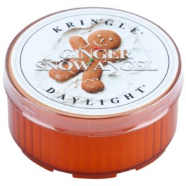 Kringle Candle Ginger Snow Angel teamécses 35 g