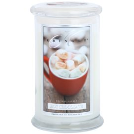 Kringle Candle Hot Chocolate illatos gyertya  624 g