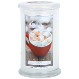Kringle Candle Hot Chocolate Duftkerze  624 g