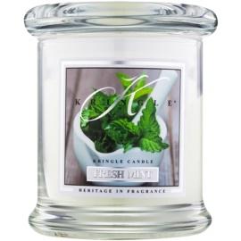 Kringle Candle Fresh Mint illatos gyertya  127 g
