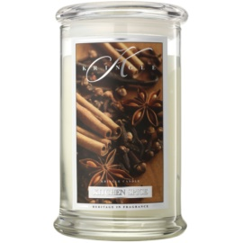 Kringle Candle Kitchen Spice Scented Candle 624 g