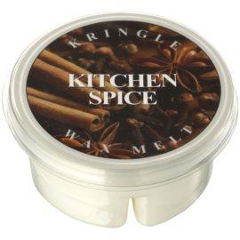Kringle Candle Kitchen Spice vosek za aroma lučko  35 g