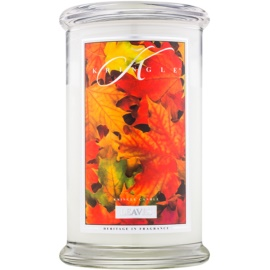 Kringle Candle Leaves vonná svíčka 624 g