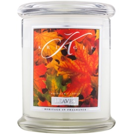 Kringle Candle Leaves illatos gyertya  411 g
