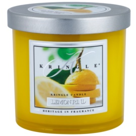 Kringle Candle Lemon Rind vonná sviečka 141 g