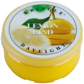 Kringle Candle Lemon Rind čajová svíčka 35 g