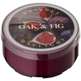 Kringle Candle Oak & Fig teamécses 35 g