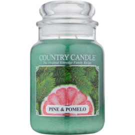 Kringle Candle Country Candle Pine & Pomelo lumanari parfumate  652 g