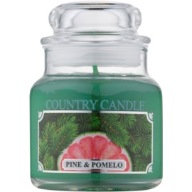 Kringle Candle Country Candle Pine & Pomelo illatos gyertya  104 g