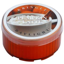 Kringle Candle Pumpkin Latte čajová svíčka 35 g