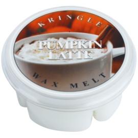 Kringle Candle Pumpkin Latte illatos viasz aromalámpába 35 g