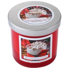 Kringle Candle Peppermint Cocoa Duftkerze  141 g kleine