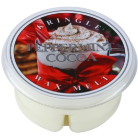 Kringle Candle Peppermint Cocoa Wachs für Aromalampen 35 g