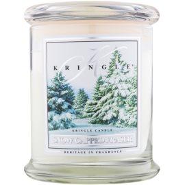 Kringle Candle Snow Capped Fraser illatos gyertya  411 g