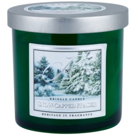 Kringle Candle Snow Capped Fraser vonná sviečka 141 g malá