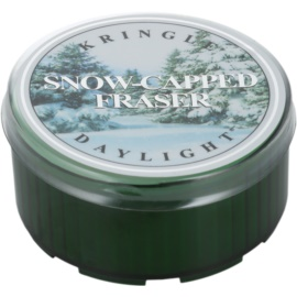Kringle Candle Snow Capped Fraser čajová svíčka 35 g