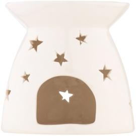 Kringle Candle Star keramická aromalampa