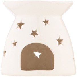 Kringle Candle Star Keramische Aromalampe