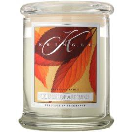 Kringle Candle Touch of Autumn vonná svíčka 411 g