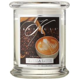 Kringle Candle Vanilla Latte vonná svíčka 240 g