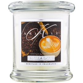Kringle Candle Vanilla Latte Scented Candle 127 g
