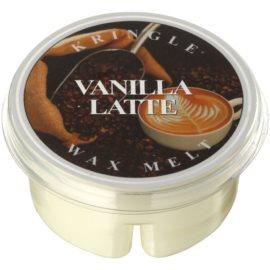 Kringle Candle Vanilla Latte Wachs für Aromalampen 35 g