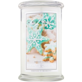 Kringle Candle Coconut Snowflake Geurkaars 624 gr