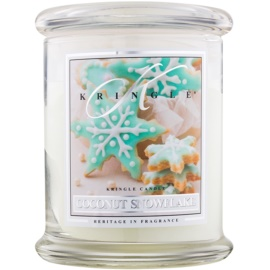 Kringle Candle Coconut Snowflake Geurkaars 411 gr