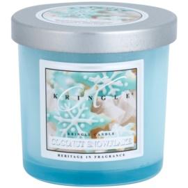 Kringle Candle Coconut Snowflake vonná sviečka 140 g