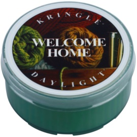 Kringle Candle Welcome Home čajová svíčka 35 g