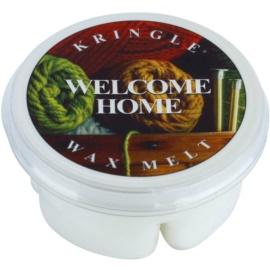Kringle Candle Welcome Home Wachs für Aromalampen 35 g