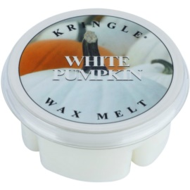 Kringle Candle White Pumpkin Wachs für Aromalampen 35 g