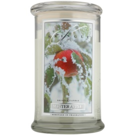 Kringle Candle Winter Apple vonná svíčka 624 g