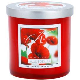 Kringle Candle Wild Poppies illatos gyertya  240 g